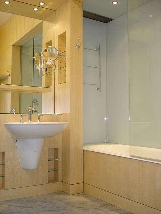 Miroiterie et vitrerie en seine et marne techniglass - Pare baignoire miroir ...