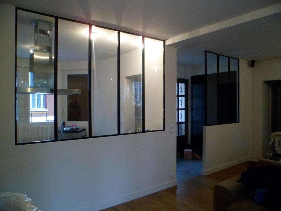 porte coulissante vitree interieure porte vitr e. Black Bedroom Furniture Sets. Home Design Ideas